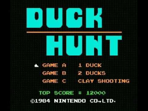 Duck Hunt (NES) Music - Game Start