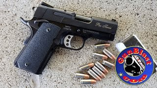 Smith & Wesson Performance Center® SW1911 Pro Series® Sub-Compact 9mm Pistol - Gunblast.com thumbnail