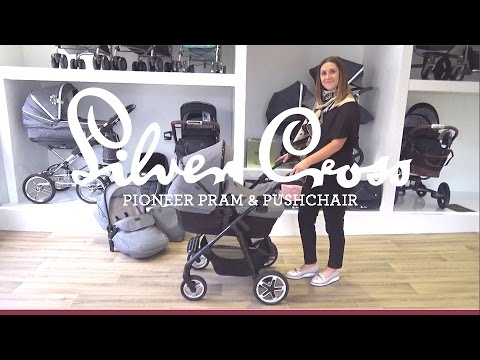 Silver Cross Pioneer Pram Pushchair Direct2mum Youtube