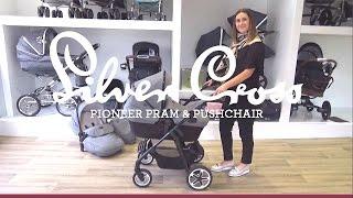 Silver Cross Pioneer Pram & Pushchair - Direct2Mum