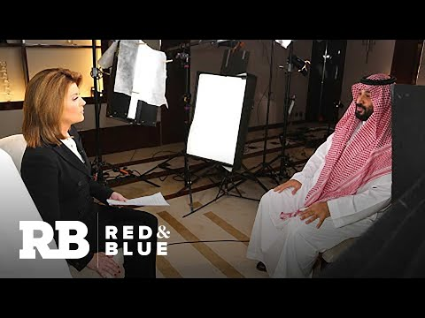 Norah O'Donnell on her interview with Saudi Crown Prince Mohammad Bin Salman