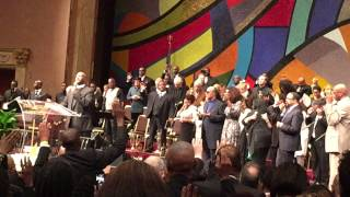 Andrae Crouch Let The Church Say Amen Funeral Marvin Winans Stevie Wonder Jackson 2015
