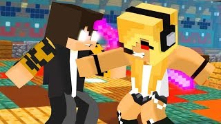 Top Hacker vs PsychoGirl Songs! Best Minecraft Animations (Top Minecraft Songs )