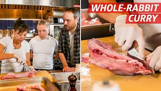How to Break Down and Cook a Whole Rabbit with Chef Nina Compton  — Prime Time