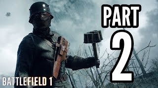 ► Battlefield 1 MP | #2 | Rush feat. Bauchyč | CZ Lets Play / Gameplay [1080p] [PC]