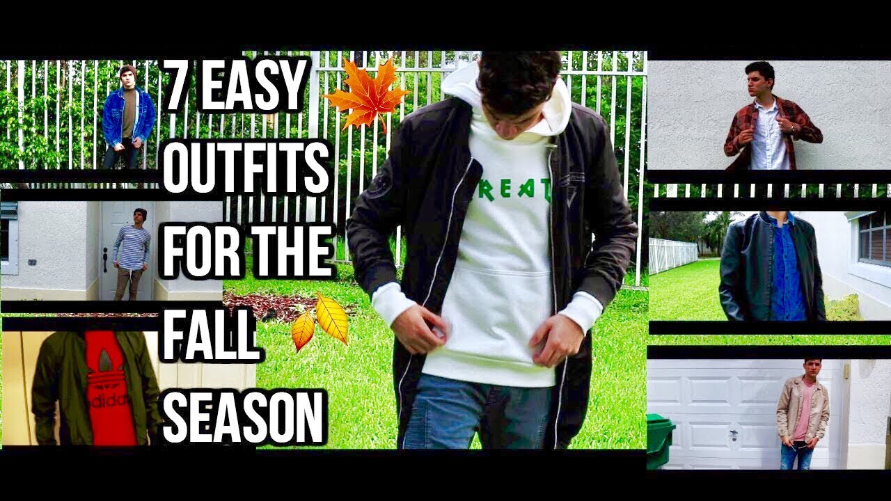 7 Effortless Outfits For The Fall Season// Lookbook 6