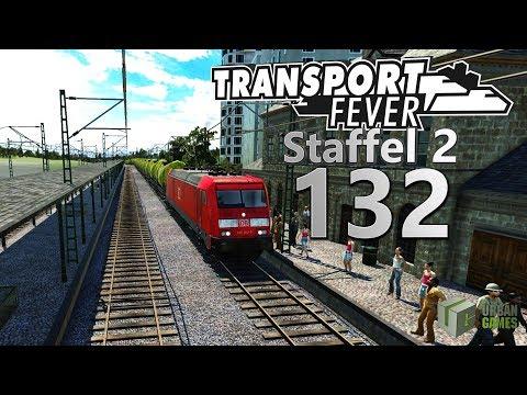Kontrollgang 🚆 ► [S2|132] ► Let's Play Transport Fever German