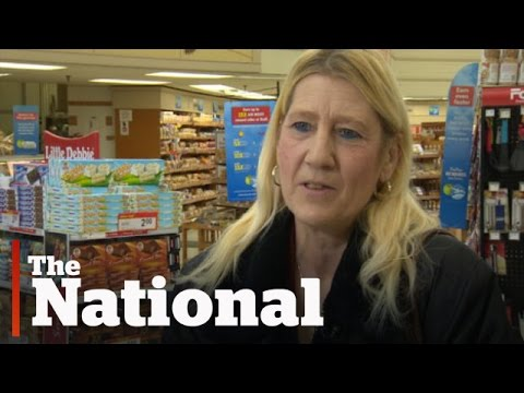 Food bank alternative in Woodstock, Ontario