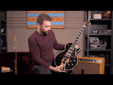 "1960 Gibson Les Paul Custom ""Black Beauty""   CME Vintage Demo   Joel Bauman"