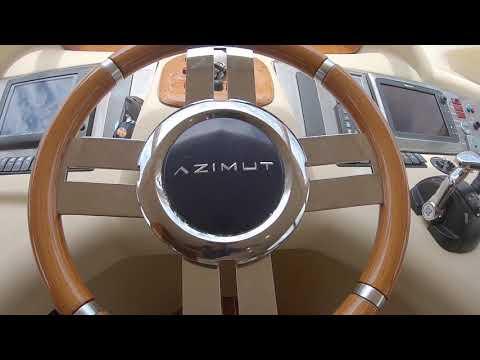 "2005 Azimut 62 ""Platinum"" - Ensign Ship Brokers (EPM 407)"