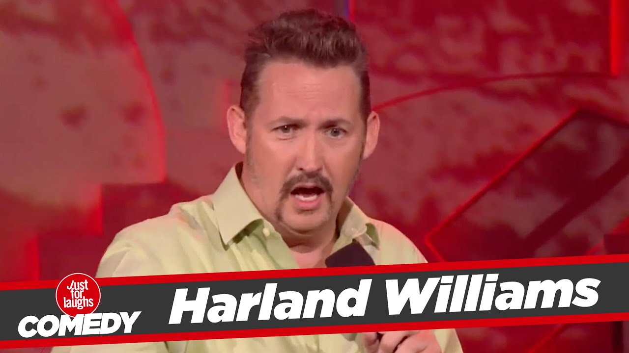 harland williams stand up