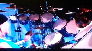 Iron Maiden - Argentina 2013 - Nico Mcbrian Drum Solo