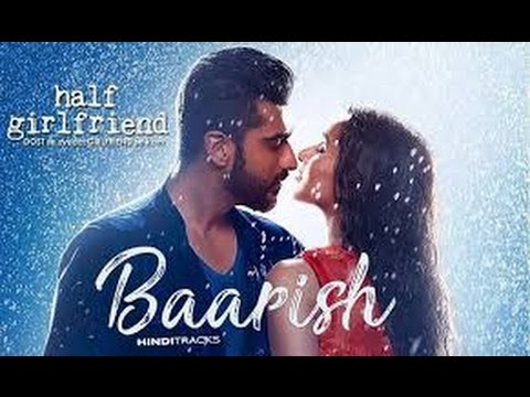 Baarish Half Girlfriend Song | Half Girlfriend | Ash King & Shashaa Tirupati | Tanishk Bagchi