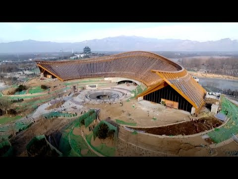 Beijing is set to hold international horticultural expo