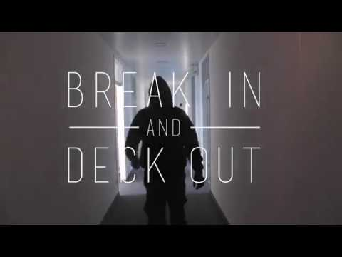 Michael West - Break in and deck out