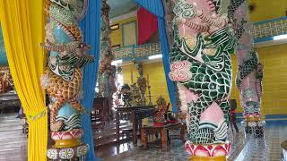 Cuối tuần về Tây Ninh tham quan Chùa Toàn Thành
