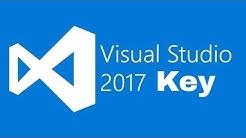 visual studio 2017 serial key | 100% life time