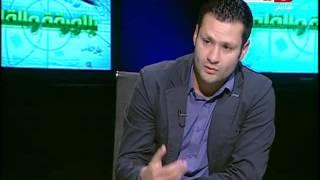 بالورقة والقلم |  محمد ابوالعلا:   لاتوجد معايير فى العمل بنادي الزمالك