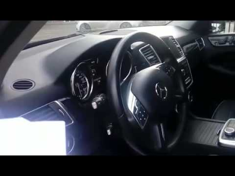 Купить Mercedes-Benz M-класса 2012 года (W166) - Москва