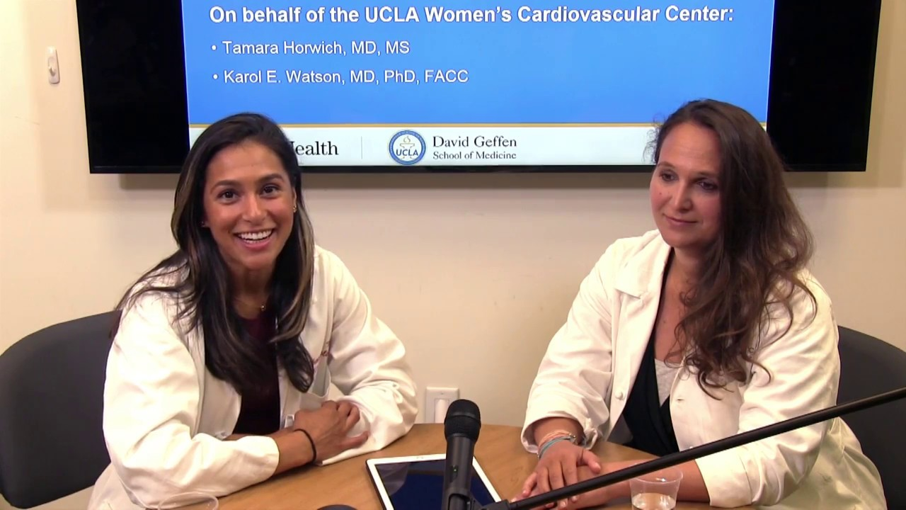 Women and Heart Disease: What you need to know | UCLAMDCHAT Webinars