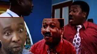 Akpan and Oduma (THE TEACHER AND THE GHOST) Akpan and Oduma Comedy