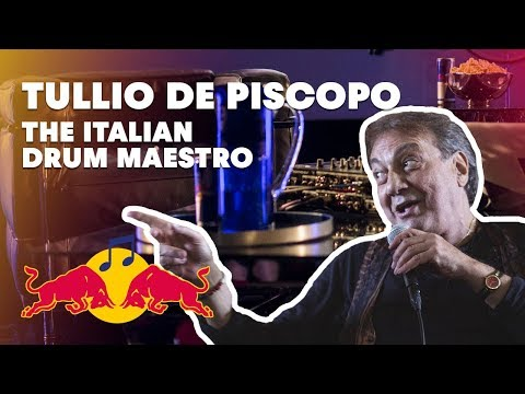 Tullio De Piscopo Lecture (Rome 2017) | Red Bull Music Academy