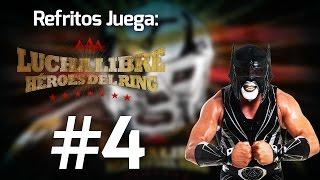 aaa heroes del ring gameplay 4
