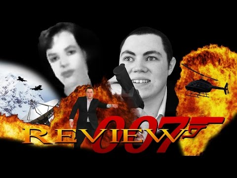 GoldenEye 007 Review - Square Eyed Jak
