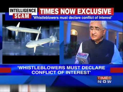 NTRO scam: Govt questions whistleblowers