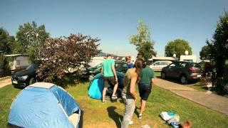 Camping Attersee 2015