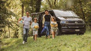 VW Multivan 6.1: Jetzt 24h lang testen!