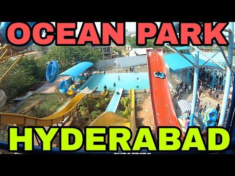 Ocean Amusement Park Hyderabad || HD