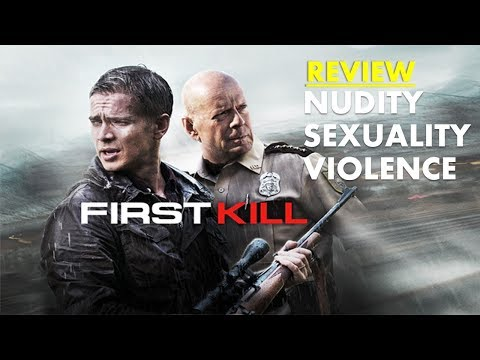 FIRST KILL (2017) - Movie Scenes Review