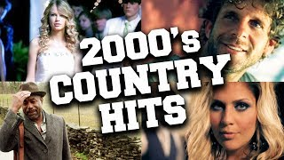 Top 50 Country Songs of the 2000s