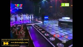Bui anh Tuan - Make Love out of Nothing liveshow 11- 30/12/2012