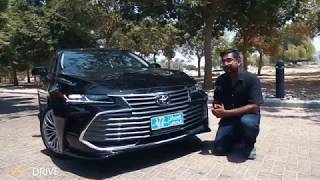 2019 Toyota Avalon - Test Drive and In-Depth Review