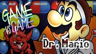 Dr. Mario - NES to WiiU Retrospective - Game vs Game