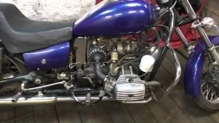 Видео про мой мотоцикл Днепр(, 2014-08-30T21:14:44.000Z)