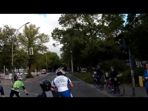 40th Berlin Inline Skate Marathon - Othisi Club Greece - Block D - Part A