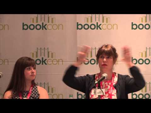 Kick Off Your Summer with Kick A** Reads at BookCon 2015 (Full Panel)