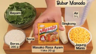 Dapur Umami - Bubur Manado