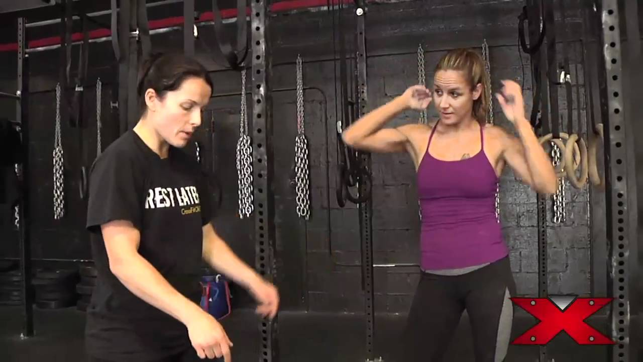 how to get a pull up crossfit