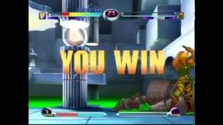 MVC2 Arcade Long play let