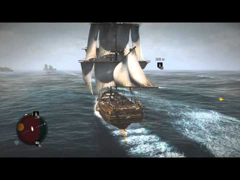Assassin's Creed IV Black Flag - Gather Metal Cargo (Royal Navy) Part: 53 (HD)