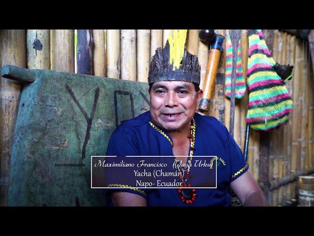 Pueblo Quichua - Ecuador