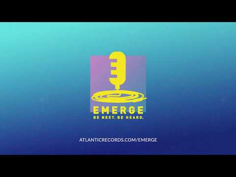 Emerge | We're looking for the next R&B/Pop Superstar | Atlantic Records | :30