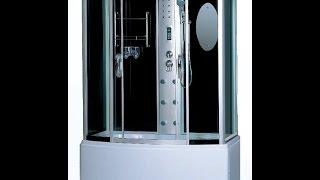 Установка большой душ. кабинки FARO DMC-420 в маленькой ванне.ЭТО ВОЗМОЖНО!!!(В маленькой ванной комнате установил большую душевую кабину. Особенности сборки. ДушIn a small bathroom installed a large..., 2015-12-30T15:28:46.000Z)