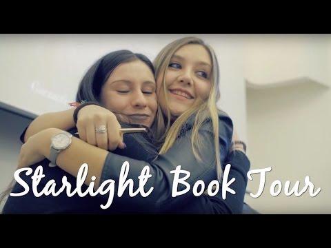 Si inizia da qui | Starlight ✨  Book Tour EP. 1 - Cristina Chiperi