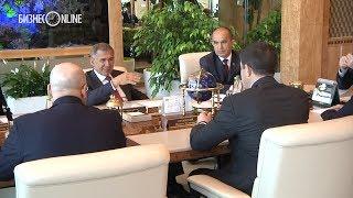 Минниханов и Осеевский обсудили проект строительства в Татарстане зоны сети 5G