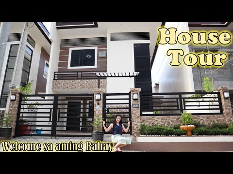 House Tour Philippines + Tuloy Po Kayo Sa Aming Bahay!